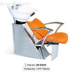 Orange Chair Salon Wholesale Pedicure Chairs Taiwan Professional Hair Shampoo Beauty