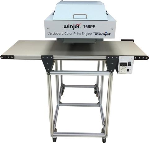 WINJET 168PE 紙箱彩色噴印機