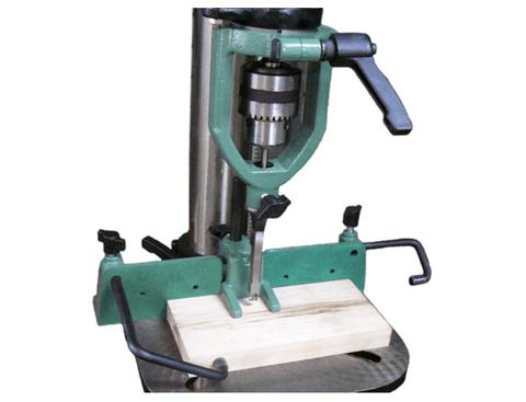 Mortising Attachment For Drill Press
