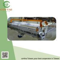 Taiwan COTTAI Blind Fabric cutter, fabric cutting table ...