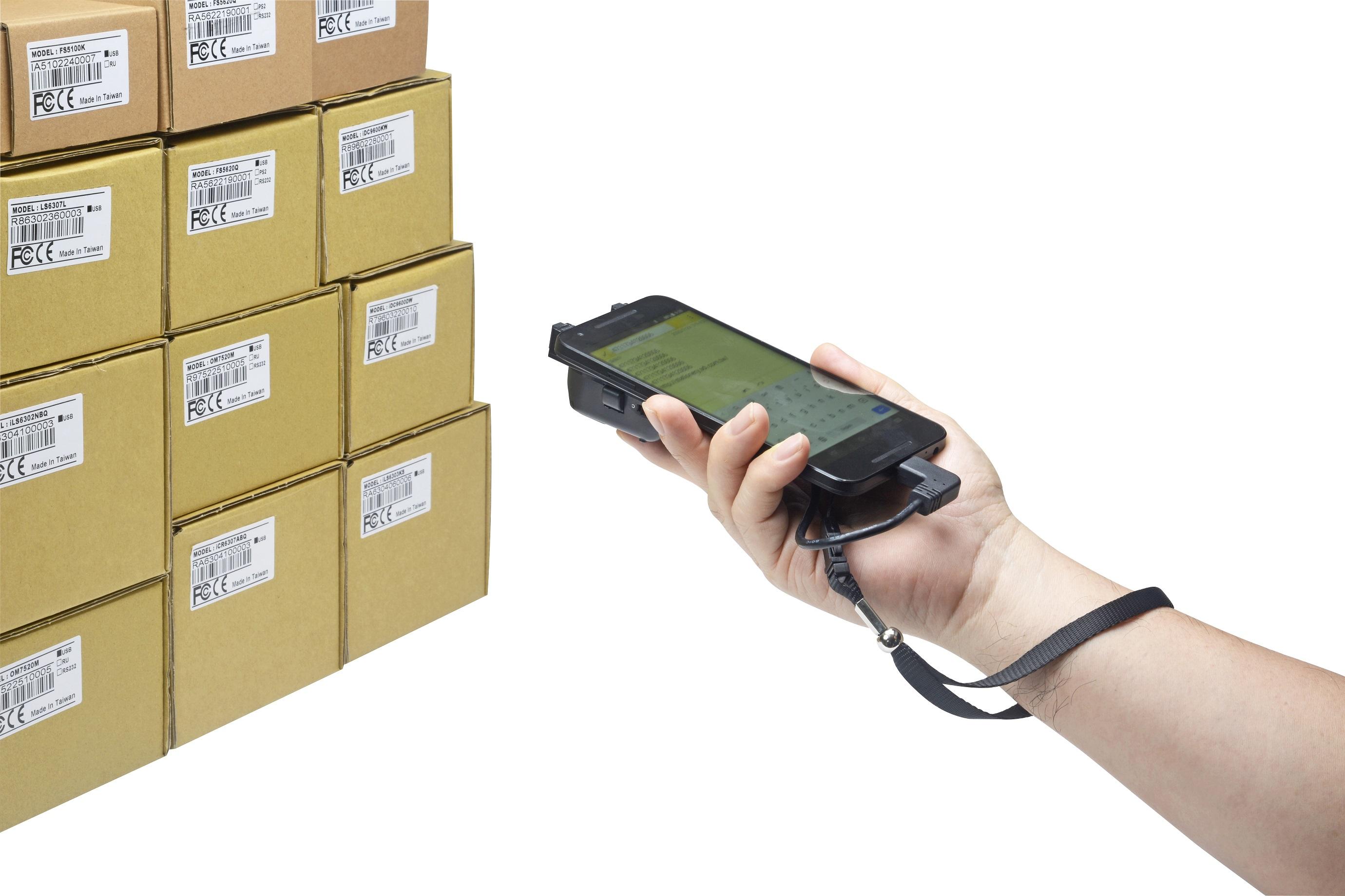 2D手機專用條碼掃描器 GodaScan iDC9272N/DC9272N-臺灣經貿網