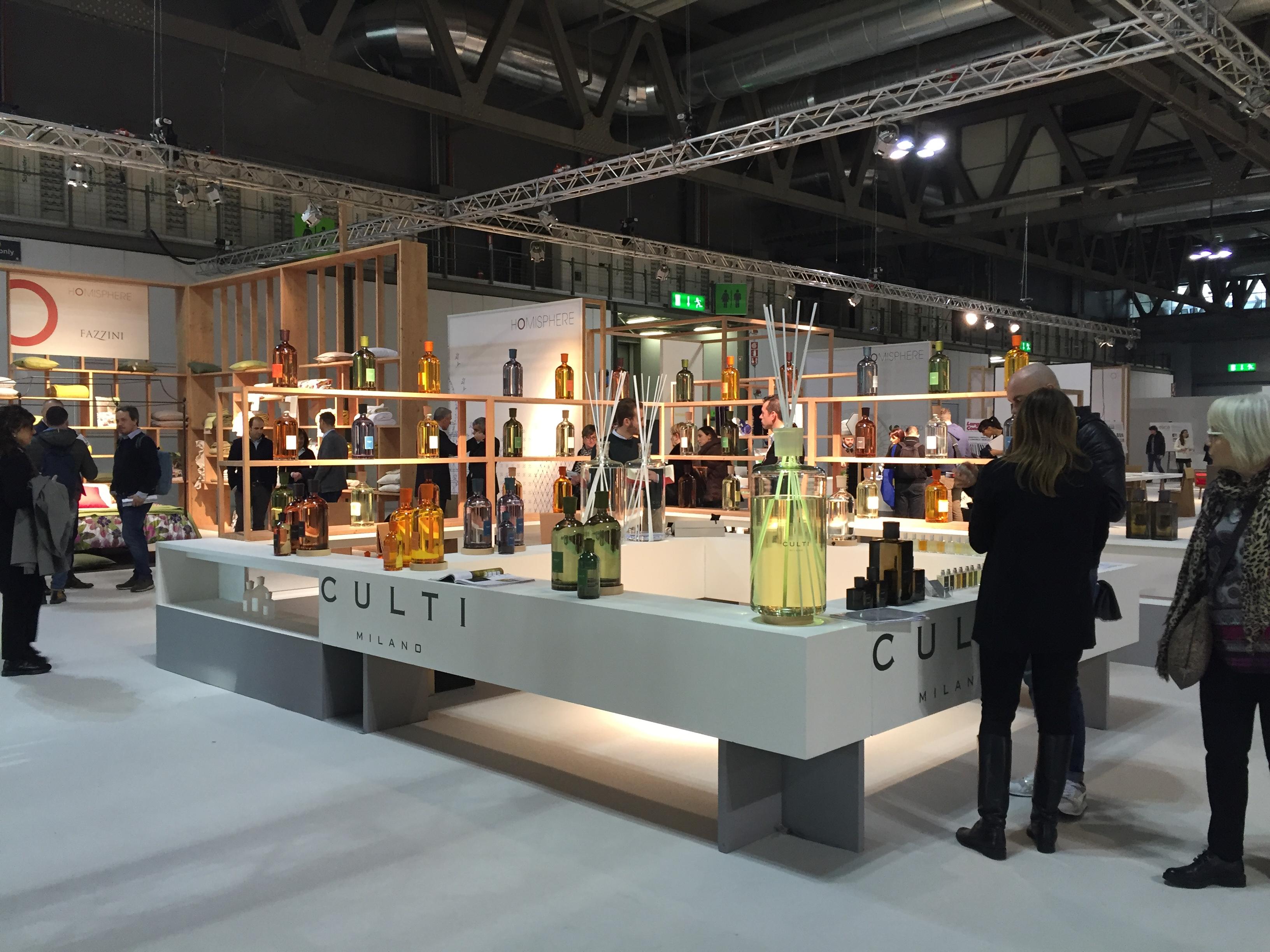 義大利米蘭HOMI國際流行飾品,禮品,珠寶,鐘錶,文具及家用品展商情
