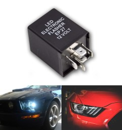 taiwan pa ep27 5pin ford mustang electronic led flasher relay signal on 3 pin flasher relay 5 pin switch wiring diagram  [ 1600 x 1600 Pixel ]