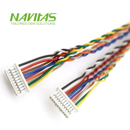 small resolution of taiwan molex 501330 10pin 1mm female powering connector custom cable assembly taiwantrade