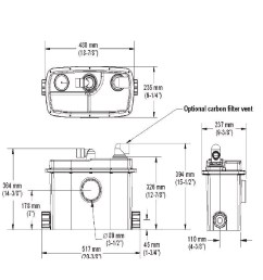 grinder pump system model 202 qwik jon ultima [ 1421 x 1801 Pixel ]