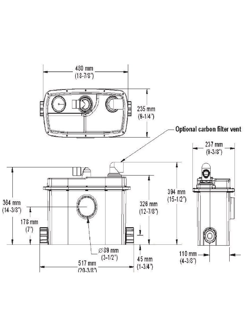 medium resolution of grinder pump system model 202 qwik jon ultima