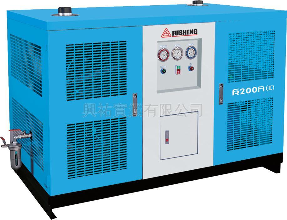 氣冷冷凍式乾燥機(大型)-臺灣經貿網
