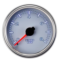 boat tachometer installation [ 1181 x 1181 Pixel ]