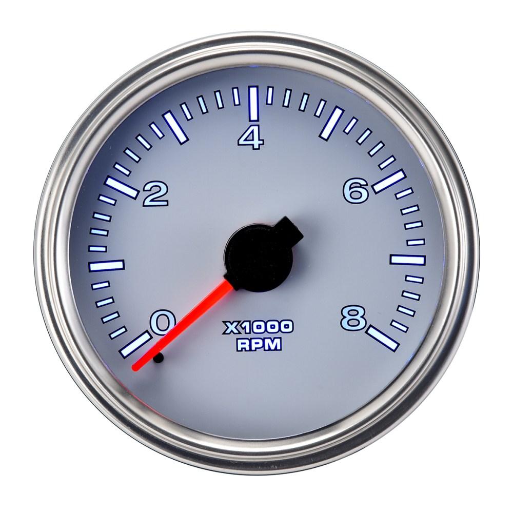 medium resolution of boat tachometer installation