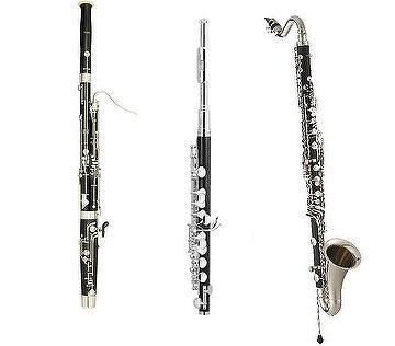 Taiwan Alto Saxophone, Flute, Clarinet, Bassoon, Oboe