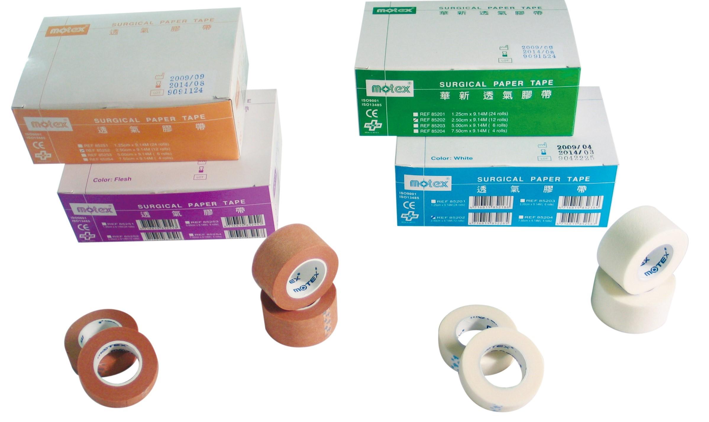 透氣紙膠-華新橡膠工業股份有限公司
