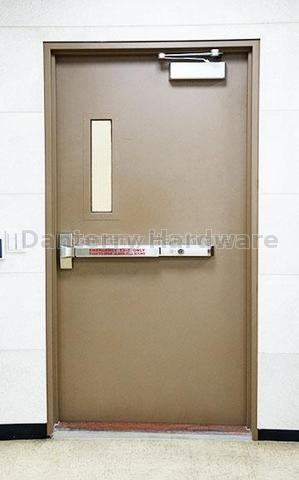 Vision Panel Door : vision, panel, Danterry, Fire-Rated, Vision, Panel, Taiwantrade.com