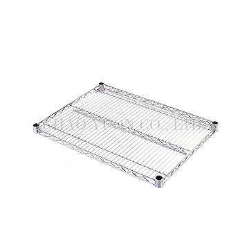 Taiwan Heavy Duty Type Wire Shelf For DIY Metal Rack Used