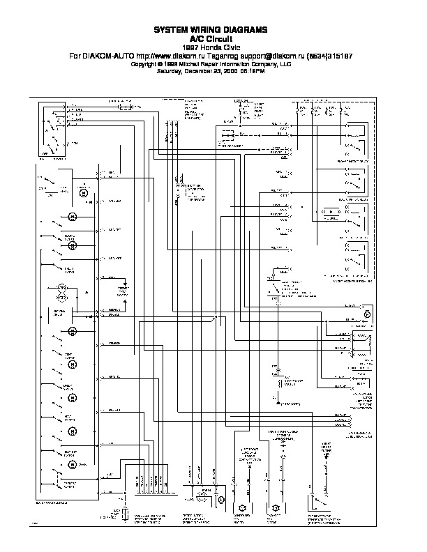 Honda_Civic_97_Wiring_Diagram pdf HONDA Honda Civic 97