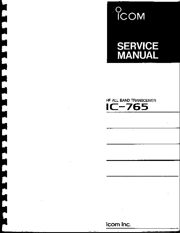 iCOM IC-765 HF ALL BAND TRANSCEIVER Service Manual.pdf