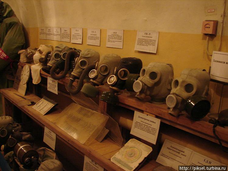 Музей противогазов и друг