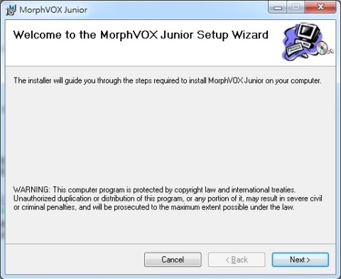 RC變聲器 MorphVOX Junior