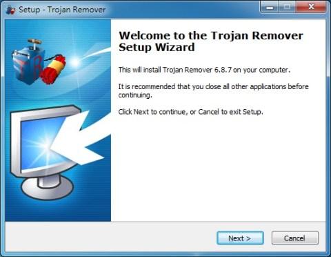 好用的木馬清除工具 Trojan Remover