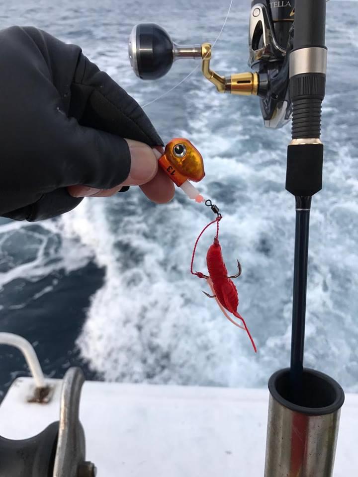 真鯛魂フックシステム大鯛仕様を比較検証!