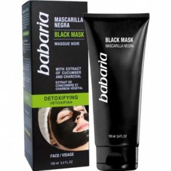Babaria Babaria Mascarilla Facial Negra