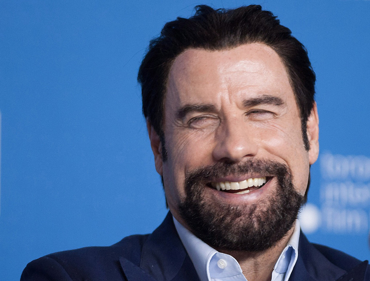Dear John Travolta Please Take A Cue From The Forger And