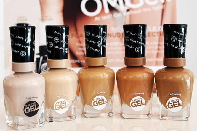 Sally Hansen Miracle Gel Review Day Four