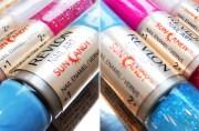 sparkle & shine revlon nail art