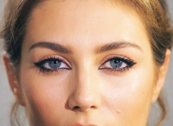 pencil point: the best eye liner for cat-eye makeup + a pro