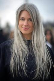 grey hair top beauty trend
