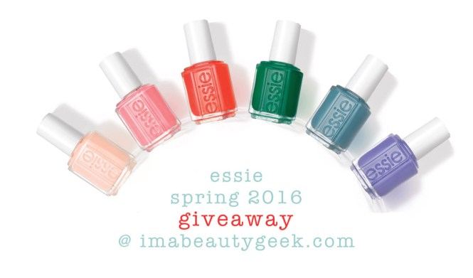 Essie Bridal Spring 2016 Nail Polish Collection 3