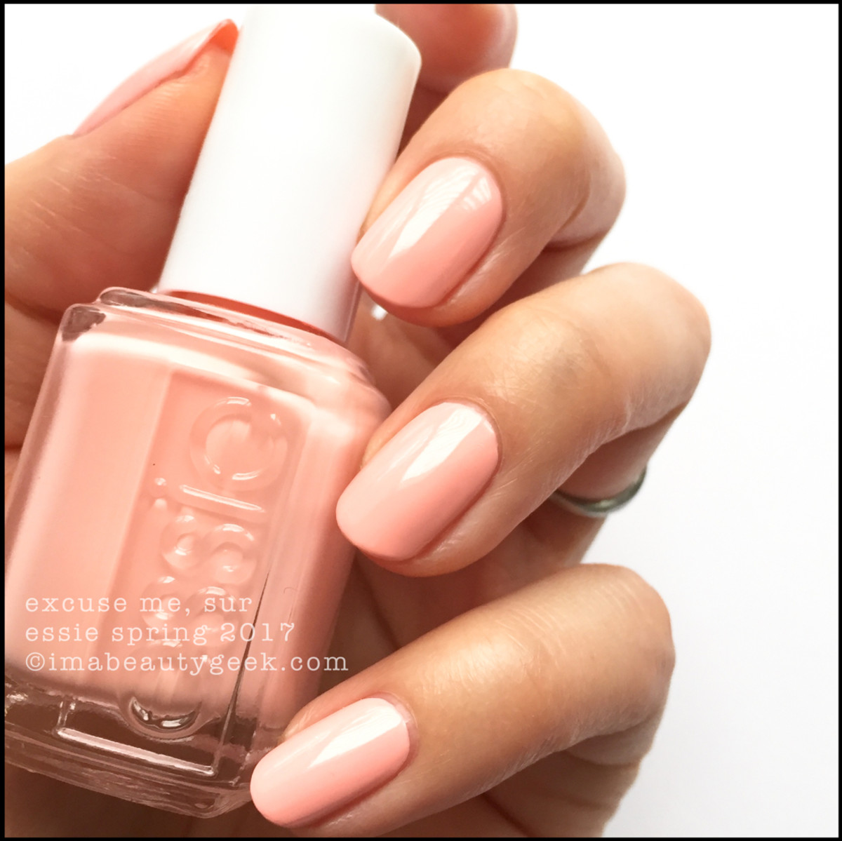 Essie Excuse Me Sur Spring 2017 Collection