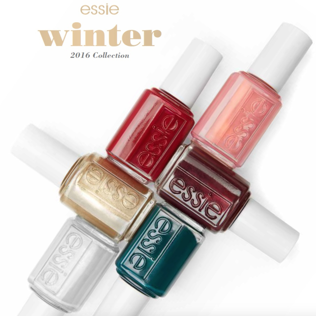 essie winter 2016 collection swatches and review getting