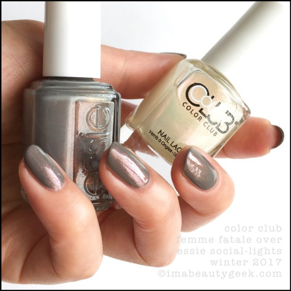 Color Club Nail Polish Color Chart - Year of Clean Water