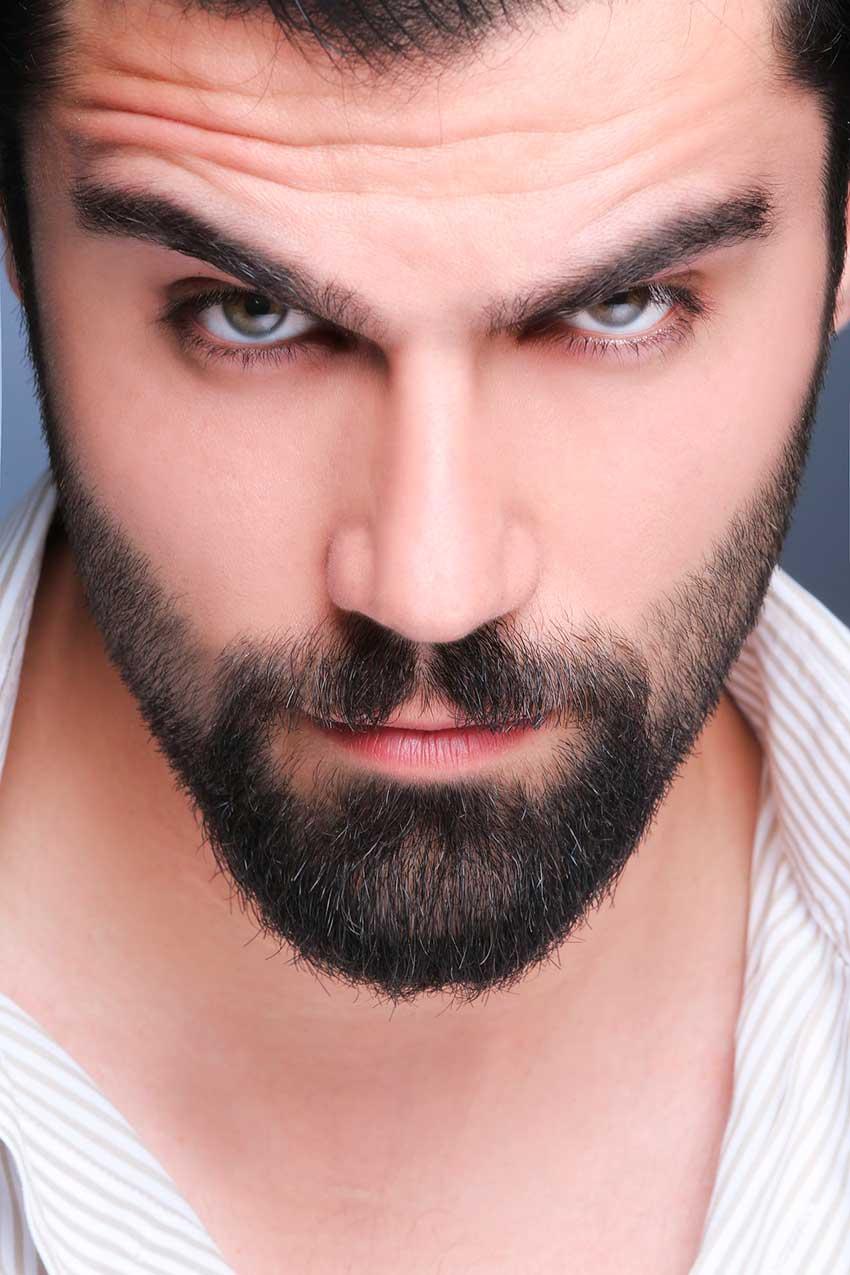 La depilación facial masculina es una de las mas demandadas para olvidarse del afeitado