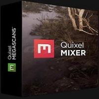 Quixel Mixer crack