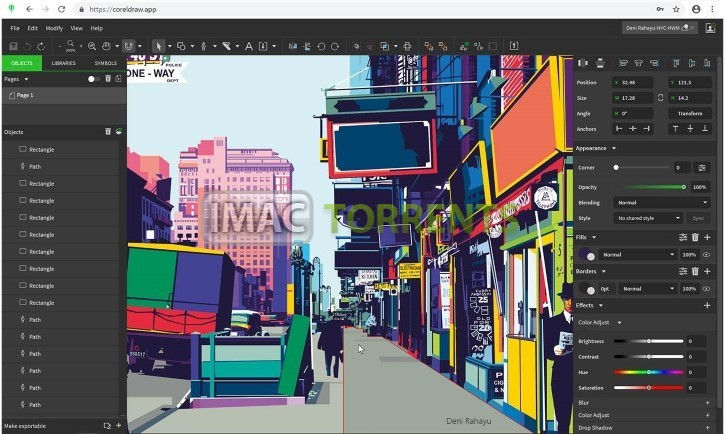 CorelDRAW Graphics Suite 2019.2 Mac Torrent