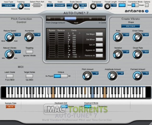 Antares Auto-Tune 7 Full Mac