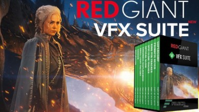 Photo of Red Giant VFX Supercomp 1.0.1 macOS Full