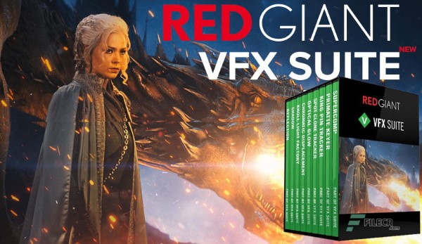 Red Giant VFX Supercomp 1.0.1 macOS Full