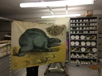 Lapworth Museum of Geology archives