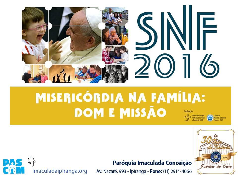 divulgação SNF