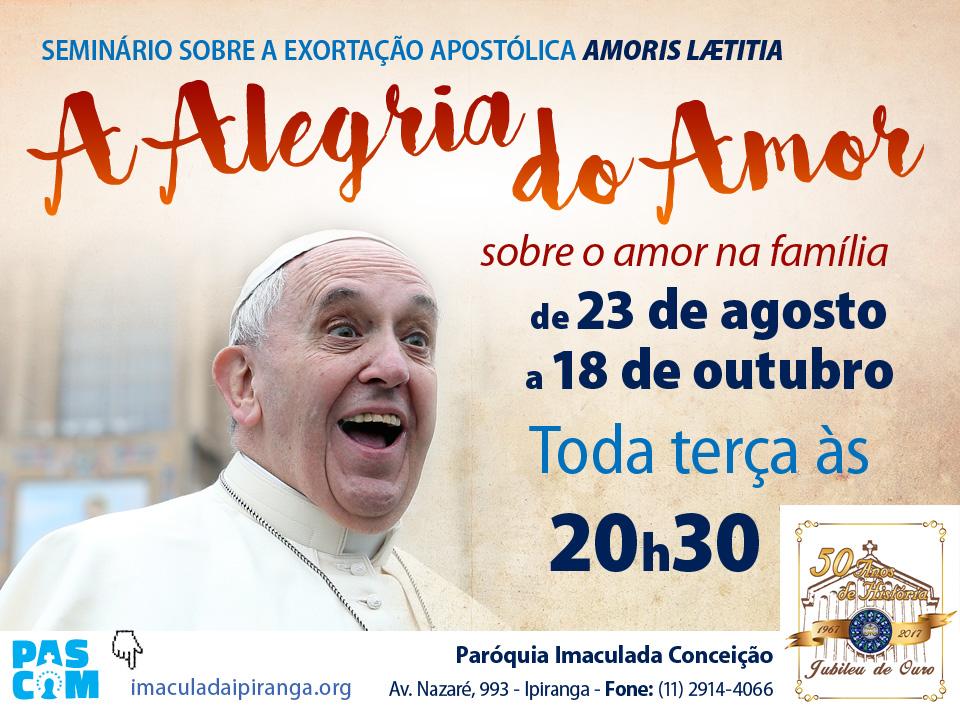 Amoris Laetitia 01