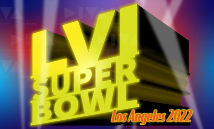 proposed 2022 Super Bowl 56 Los Angeles logo design: 20th Century Fox