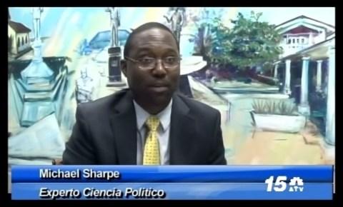 Michael Sharpe_ATV Aruba Broadcasting