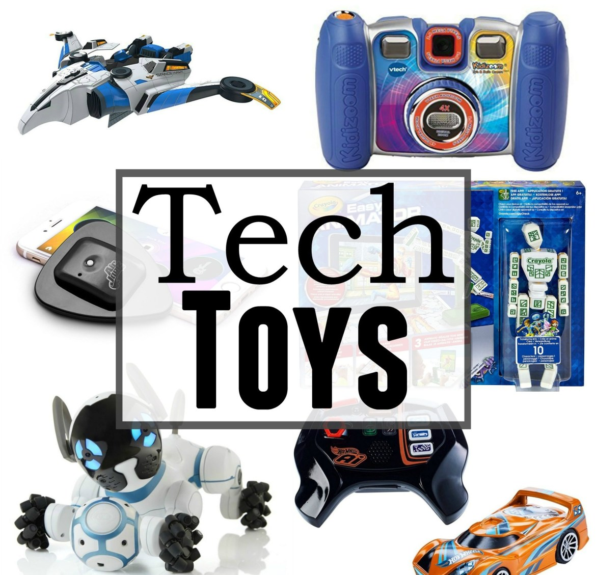 Top Notch Best Tech Toys To Buy In 2020