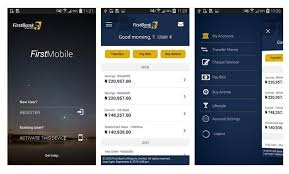 HOW TO DOWNLOAD FIRST BANK MOBILE APP