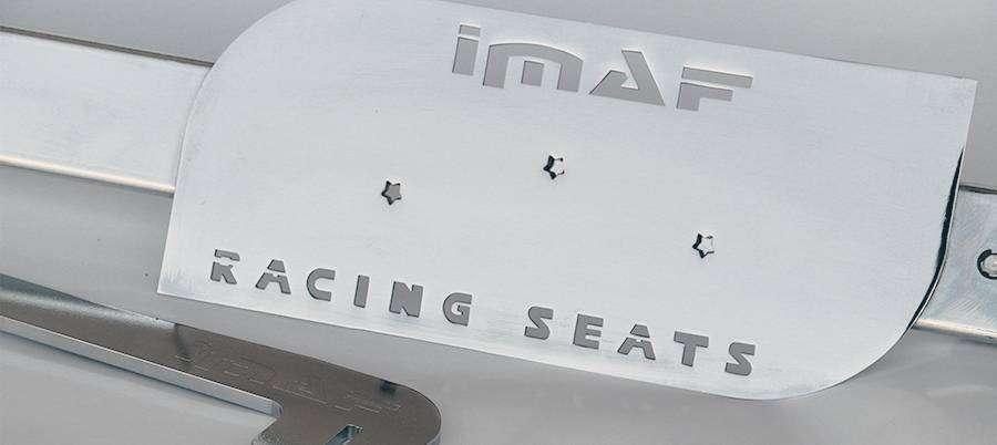 accessori per go kart imaf racing seat