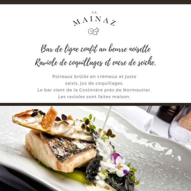 La Mainaz****