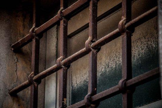 Vieja cárcel victoriana.