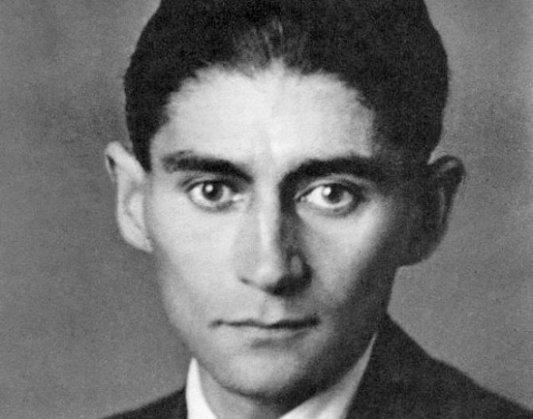 Retrato de Kafka.